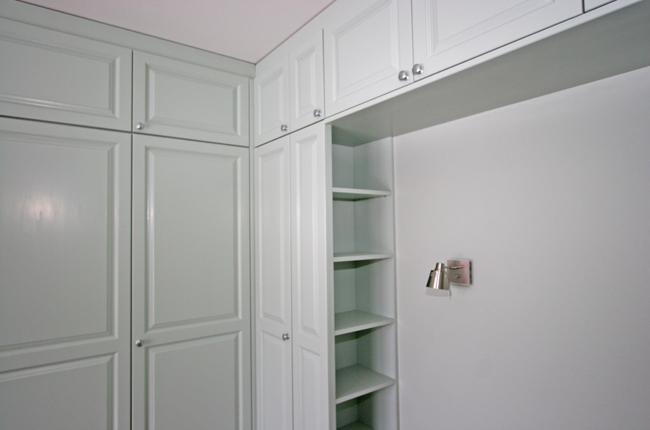Fri form   garderober og oppbevaring
